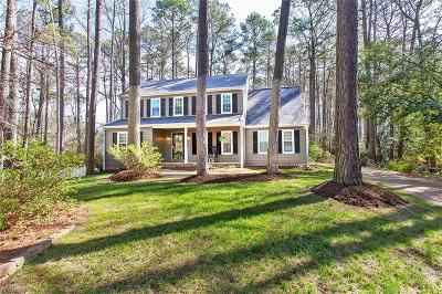 Williamsburg Residential For Sale: 102 Barley Mill Pl
