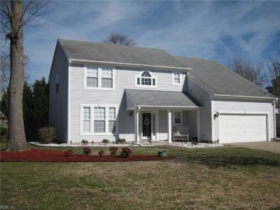 Chesapeake Residential New Listing: 1305 Riverton Way