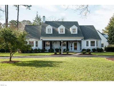 Williamsburg Residential New Listing: 200 Indian Springs Rd