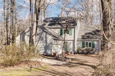 Fords Colony Residential New Listing: 109 John Pott Dr