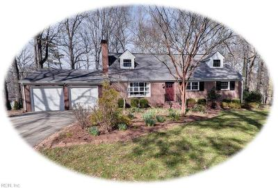 Williamsburg Residential New Listing: 209 Oxford Rd