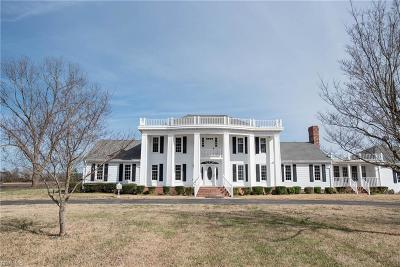 Chesapeake Residential For Sale: 717 School House Rd