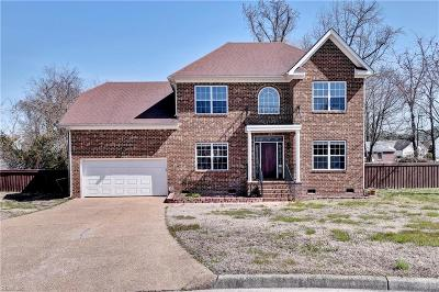 Newport News Residential New Listing: 113 River Birch Ct