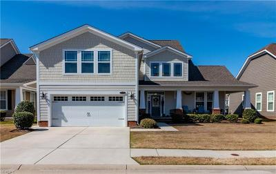 Virginia Beach Residential New Listing: 5628 Memorial Dr