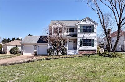 Williamsburg Residential For Sale: 3327 New Castle Dr