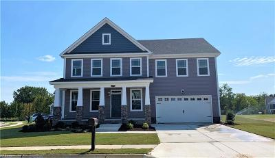 Suffolk Residential Under Contract: 124 Sandcastle Cir