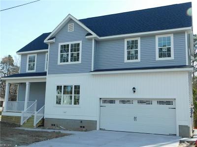 Norfolk Residential For Sale: 212 Ridgewell Cir