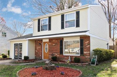 Newport News Residential For Sale: 920 Chatsworth Dr
