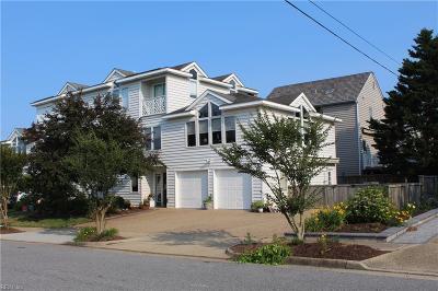 Virginia Beach Residential New Listing: 202 64th St