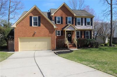 Chesapeake Residential New Listing: 1200 Pino Ct