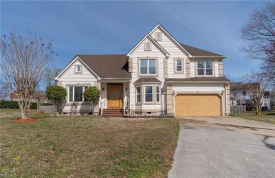 Suffolk Residential New Listing: 6409 Sentry Way N