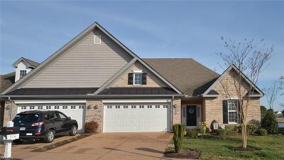Chesapeake Residential New Listing: 524 Dunning Ln