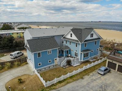 Norfolk Residential For Sale: 1220 W Ocean View Ave