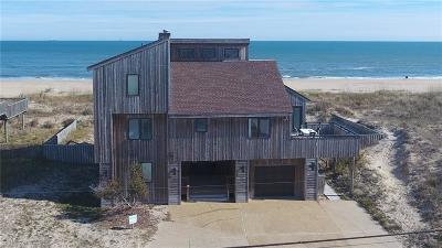 Sandbridge Beach Residential Under Contract: 2412 Sandfiddler Rd