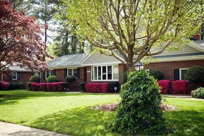 Norfolk Residential New Listing: 5313 Pine Grove Ave