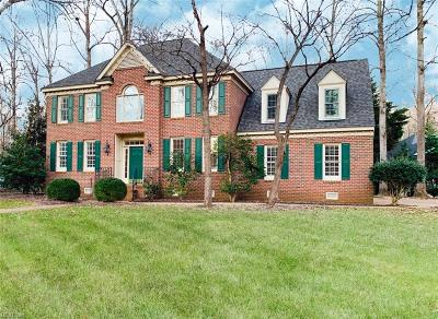Williamsburg Residential New Listing: 320 Yorkshire Dr