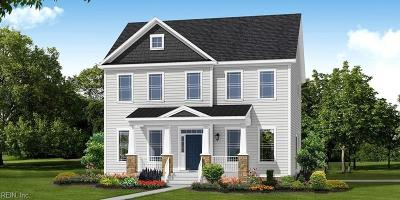 Chesapeake Residential New Listing: Mm Wellesley At Culpepper Landing