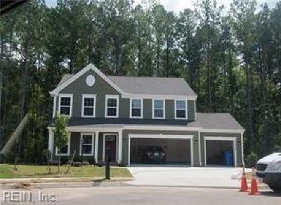 Chesapeake Residential Under Contract: 2109 Tall Pine Dr