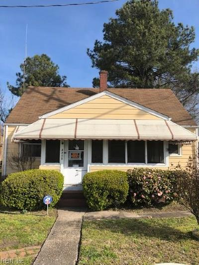 Portsmouth Residential New Listing: 3204 Turnpike Rd