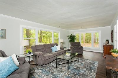 Virginia Beach Residential New Listing: 1701 River Shores Ct