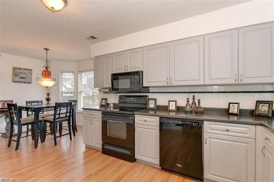 Chesapeake Residential New Listing: 404 Flintlock Rd