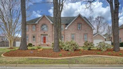 Chesapeake Residential New Listing: 4408 Liam Cls