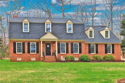 Williamsburg Residential New Listing: 115 Henry Tyler Dr