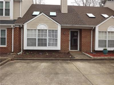 Hampton VA Residential New Listing: $144,900
