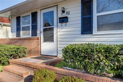 Hampton VA Residential New Listing: $198,500