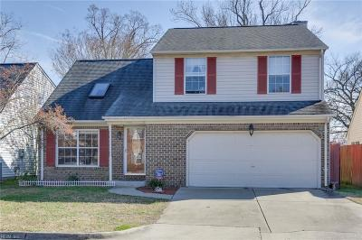 Hampton VA Residential New Listing: $179,900