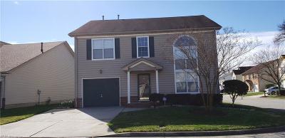 Chesapeake Residential New Listing: 309 Holly Glen Dr