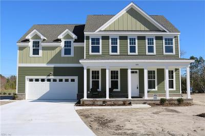 Chesapeake Residential New Listing: 800 Obsidian Ct