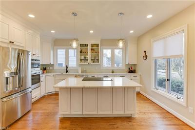 Virginia Beach Residential New Listing: 206 50th St #C