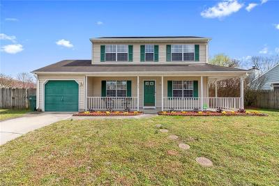 Suffolk Residential New Listing: 507 Millers Ct