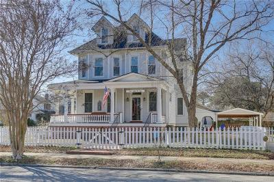 Norfolk Residential New Listing: 4801 Newport Ave