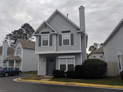 Newport News Residential New Listing: 709 Casper Ln