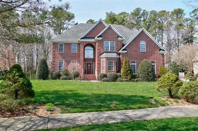 Virginia Beach Residential New Listing: 1117 Lady Ginger Ln