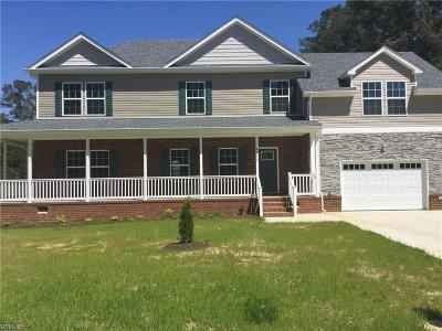 Chesapeake Residential New Listing: 4036 Cory Ln