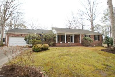 Newport News Residential New Listing: 300 Dominion Dr