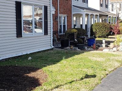 Newport News Residential New Listing: 135 Towne Square Dr