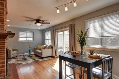 Norfolk Residential New Listing: 5239 Powhatan Ave