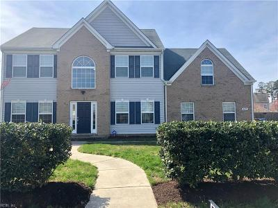 Chesapeake Residential New Listing: 4415 Woodland Dr