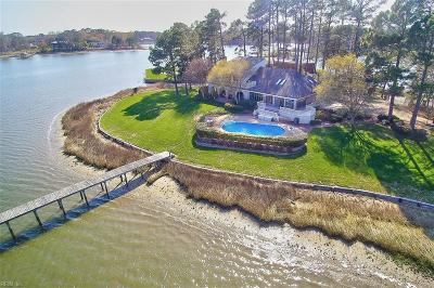 Virginia Beach Residential New Listing: 4100 Hermitage Pt