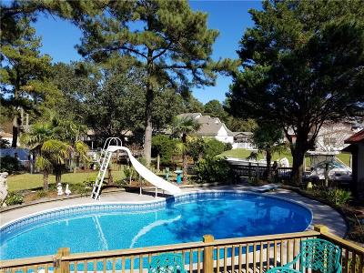 Virginia Beach Residential New Listing: 2104 E Kendall Cir