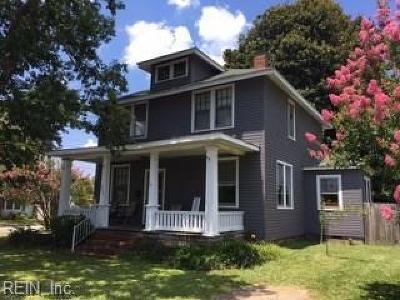 Portsmouth Residential New Listing: 4522 Columbia St