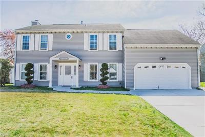 Virginia Beach Residential New Listing: 1908 Rossini Dr