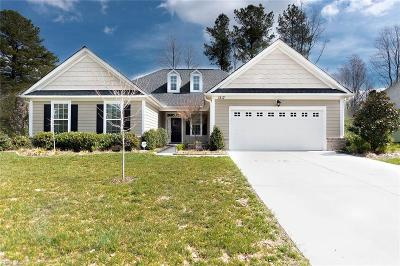 Chesapeake Residential New Listing: 1217 Willow Lakes Ct