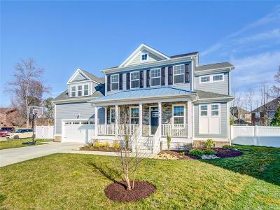 Chesapeake Residential New Listing: 100 Renwood Ct