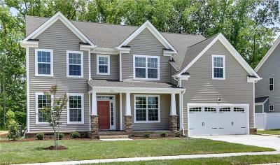 Chesapeake Residential Under Contract: 1704 Sandstone Ct