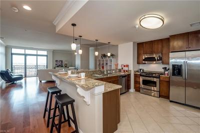 Norfolk Residential New Listing: 123 College Pl #1208